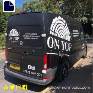 vehcile graphics chichester